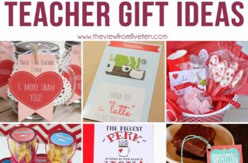Valentine's Day Gifts Ideas for Teachers 2019
