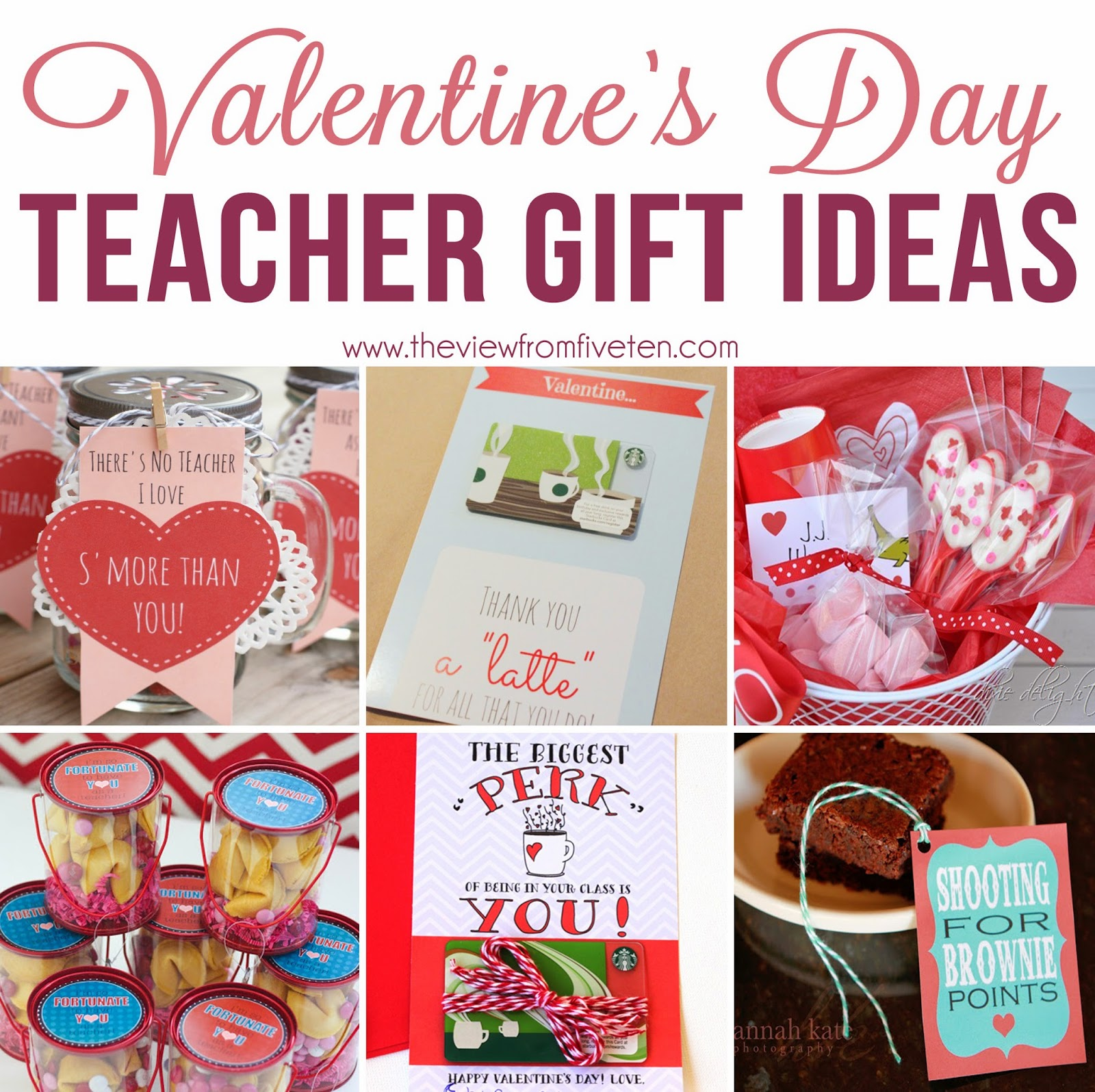 Best Valentine's Day Gifts Ideas for Teachers 2020 On A Budget
