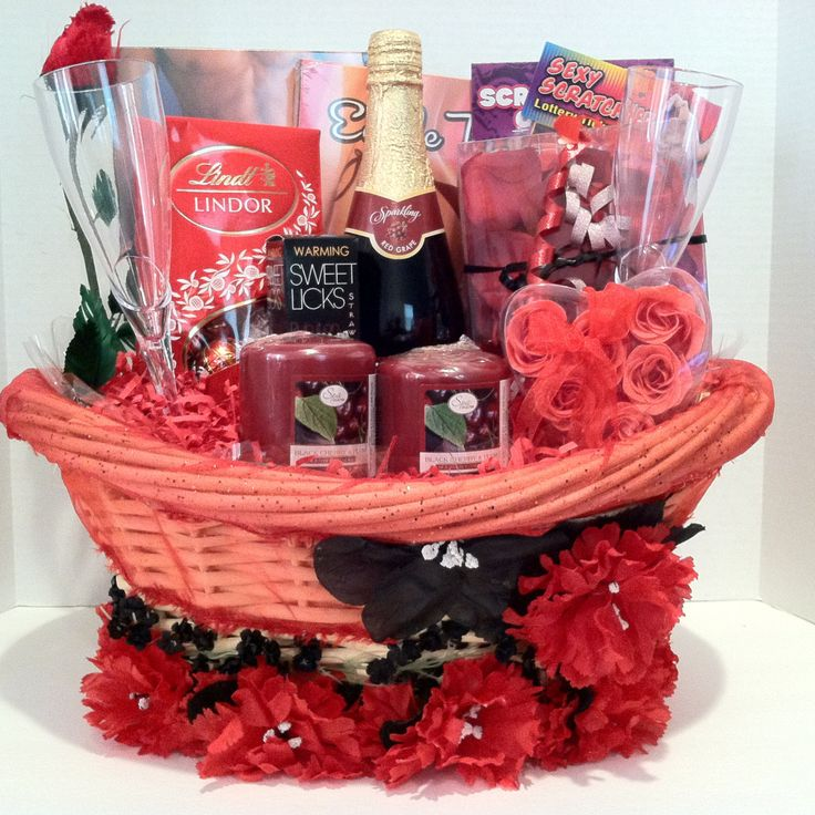 Beautiful valentine baskets ideas photos valentine gift ideas valentines day basket ideas make a valentines gift basket for a negle Images
