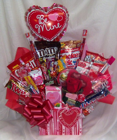 Valentine Gift Baskets For College Students 2019