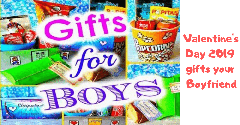 What to Get a Boy For Valentine's Day 2019